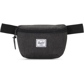 Herschel Fourteen Ensemble de sacoches de ceinture, black crosshatch